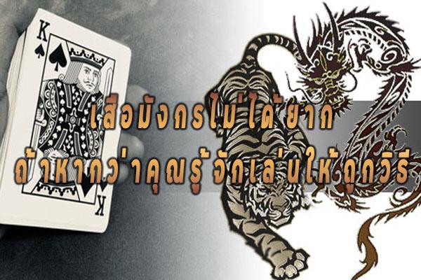 เสือมังกรไม่ได้ยาก